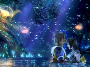 final fantasy x screenshot
