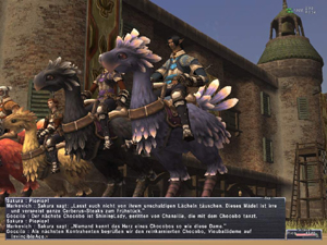 final fantasy xi screen
