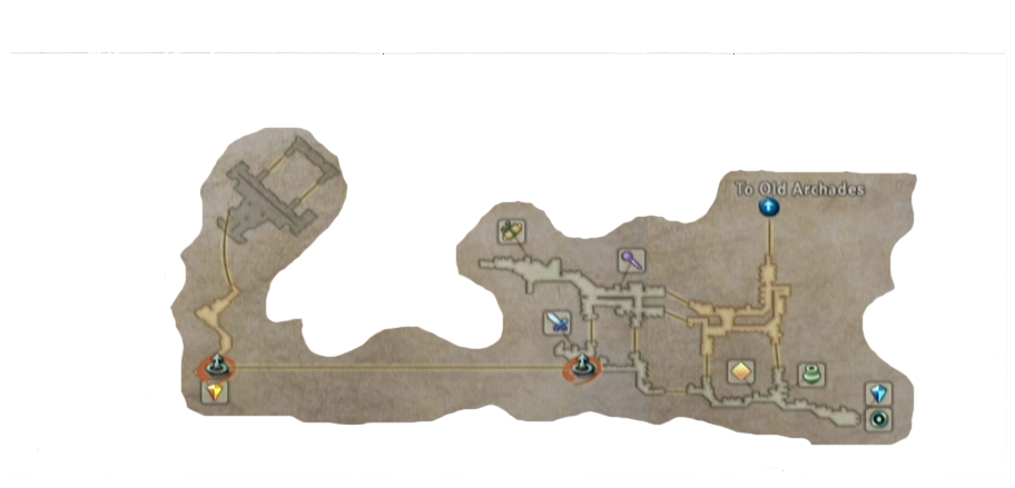 final fantasy xii archades map