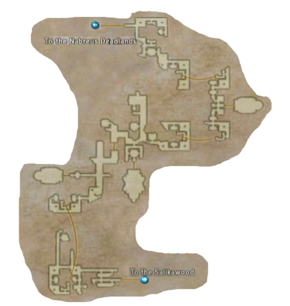 final fantasy xii nechtohol of nabudis map