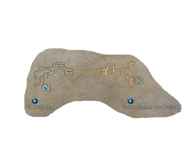 final fantasy xii old archades map