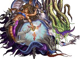Final Fantasy Psp Bosses