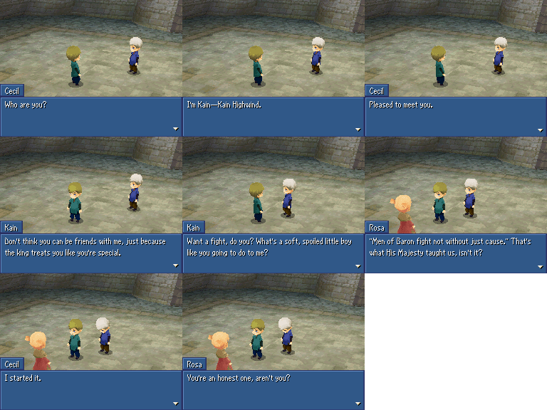 Final Fantasy IV DS Secrets