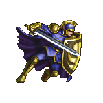 final fantasy iv gba boss baron guardsman