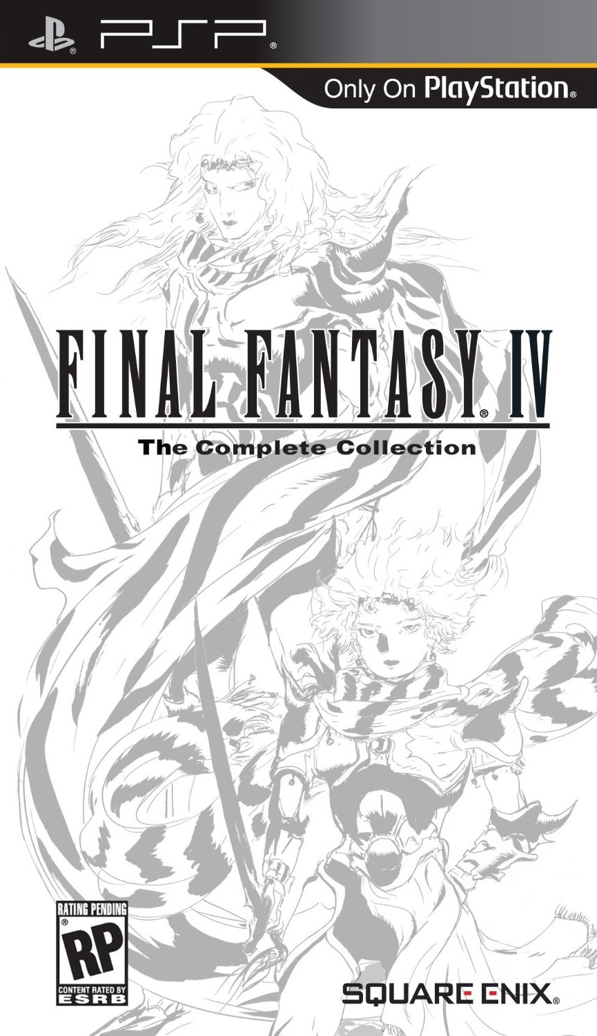 final fantasy iv complete collection cover