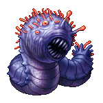 final fantasy iv gba boss gigas worm