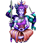 final fantasy iv gba boss lunar asura