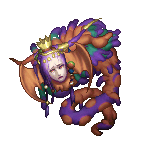 final fantasy iv gba boss eblan queen