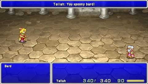 final fantasy iv gba screenshot