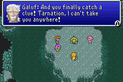 final fantasy v advance screen