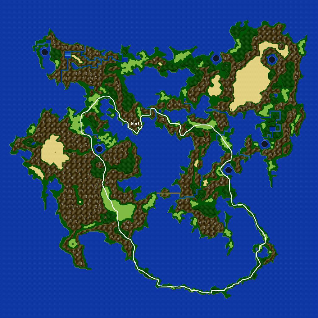final fantasy v advance misc quests