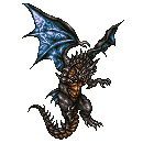 final fantasy vi advance esper bahamut