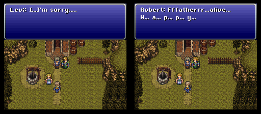 final fantasy vi advance gau's father