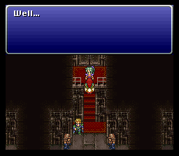 final fantasy vi advance imperial banquet