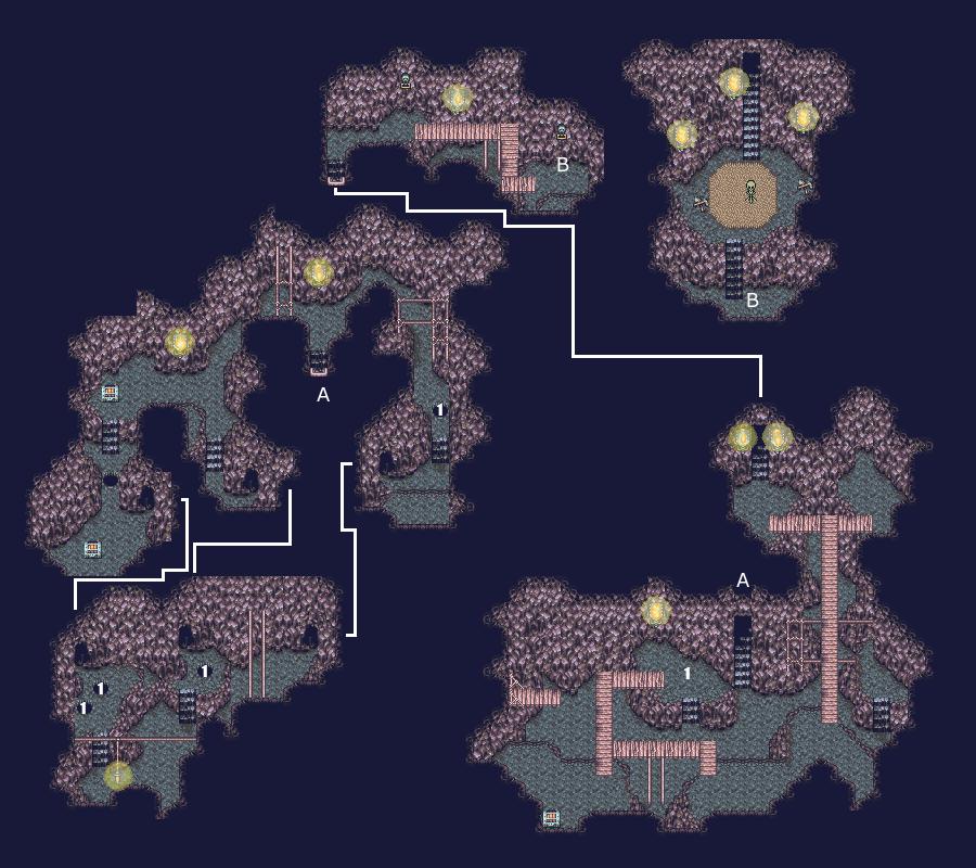 Final Fantasy VI Hidden Characters