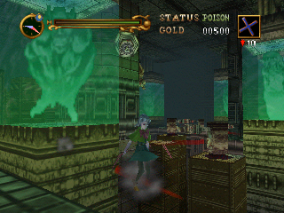 Castlevania 64 screenshot