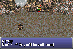 final fantasy vi adance screenshot