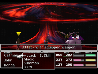 final fantasy vii enemy skill beta
