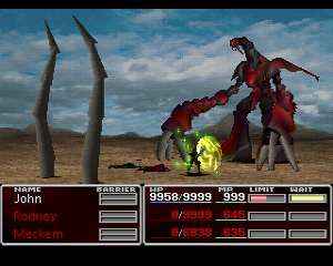 final fantasy vii enemy skill big guard