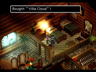 Final Fantasy  Costa Del Sol Villa