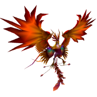 final fantasy vii summon phoenix