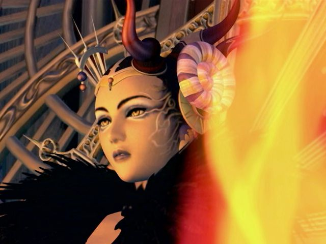 final fantasy viii 8 screen shot edea