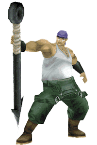 final fantasy viii character ward