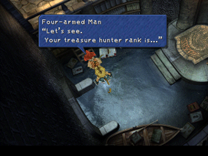 final fantasy ix treasure hunter rank