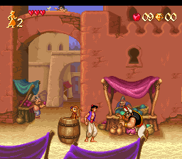 Aladdin screenshot