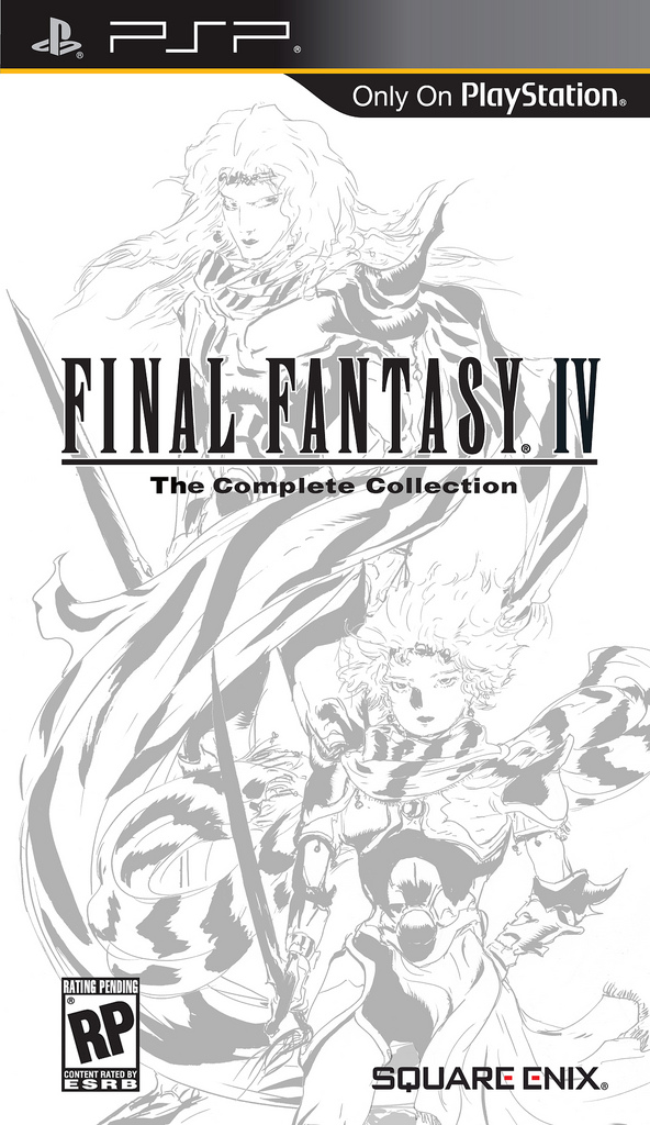 final fantasy iv: the after years cover