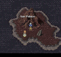 son of sun sidequest