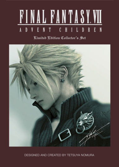 advent children cover