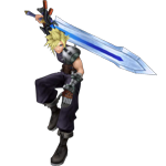 dissidia cloud ex mode