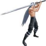 dissidia character sephiroth alt