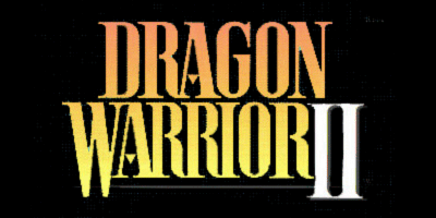 dragon warrior ii logo