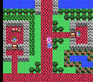 dragon warrior iv screenshot