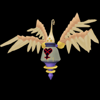 kingdom hearts enemy angel star