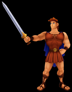 kingdom hearts coliseum hercules