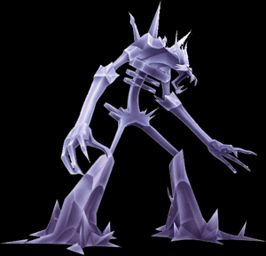 kingdom hearts coliseum ice titan