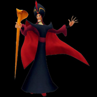kingdom hearts boss jafar