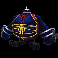 kingdom hearts enemy large body