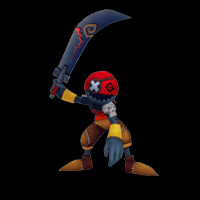 kingdom hearts enemy Pirate