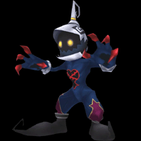 kingdom hearts enemy Soldier
