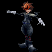 kingdom hearts character