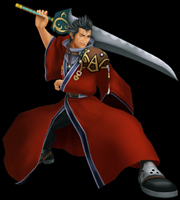 kingdom hearts character auron