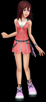 kingdom hearts character kairi