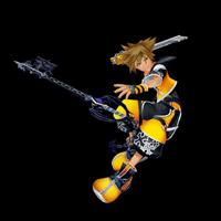 Kingdom Hearts II Forms