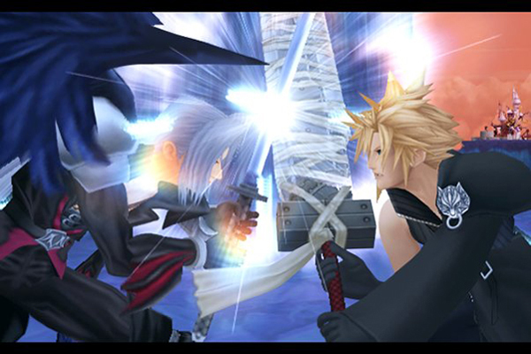 Kingdom Hearts Ii Sephiroth