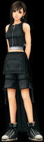 kingdom hearts character tifa