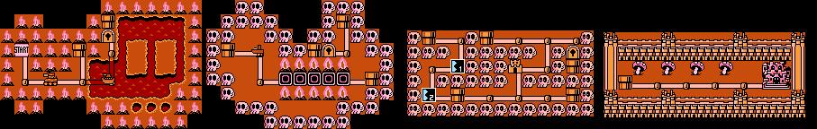 Mario 3 World Map.Super Mario Brothers 3 Maps